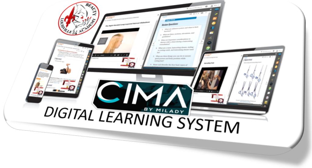 Louisville Beauty Academy - CIMA Digital Learning System