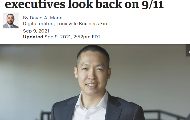 Louisville Beauty Academy - Di Tran LLC - CEO - 911 Reflection after 20 years