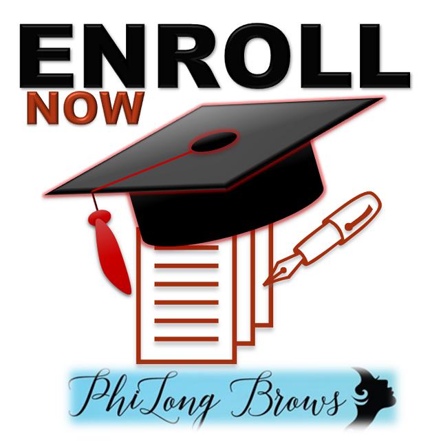 LBA - PhiLongBrows - Enroll Now