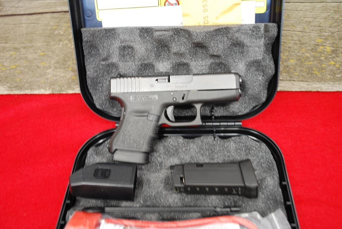 Glock 36 45 ACP 6+1 Subcompact