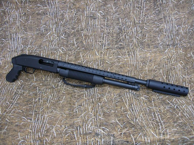 Mossberg M500 Shotgun
