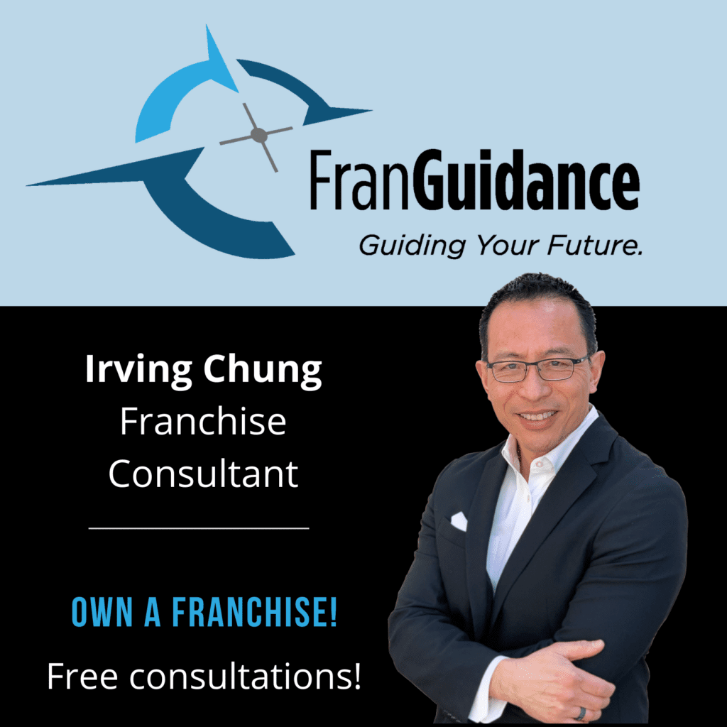 Irving Chung – Franchise Consultant