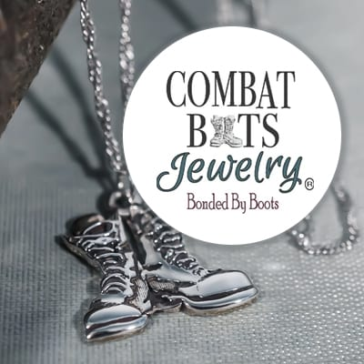 Combat Boots Jewelry
