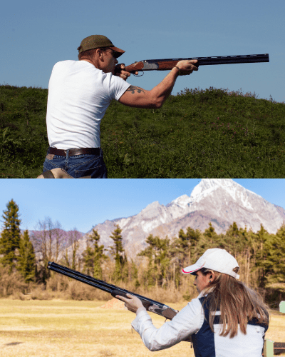 Clay Shoot Competition