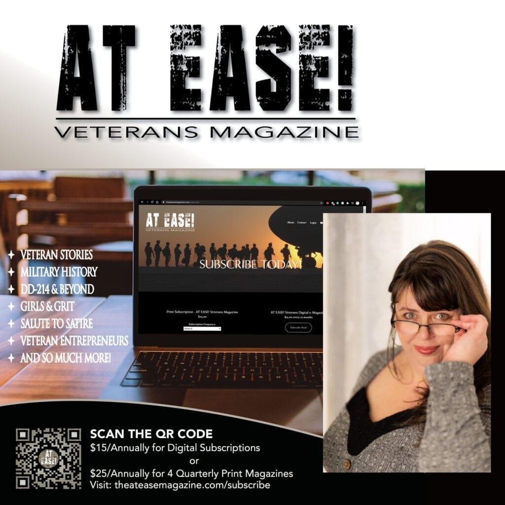 Christine Walker – At Ease Magazine