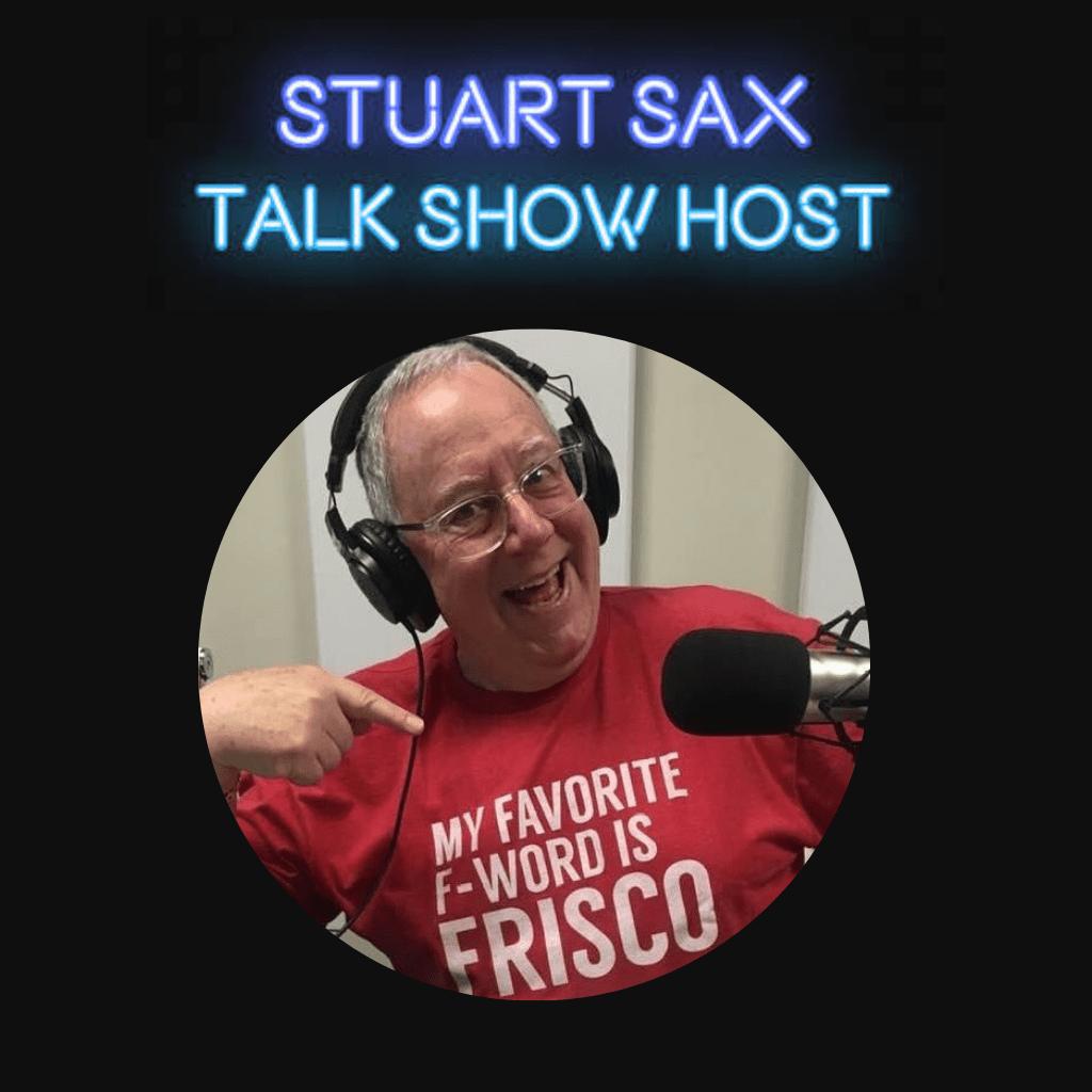 Stuart Sax – Talk Show Host