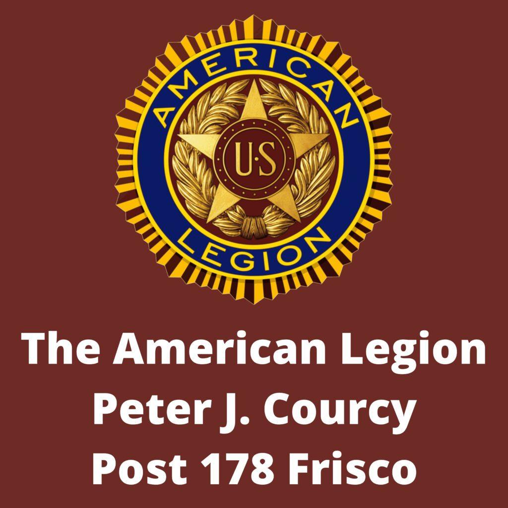 Frisco American Legion: Rick Redden