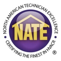 Is your AC company NATE certified?