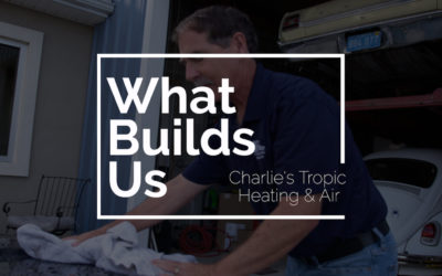 What Builds Us