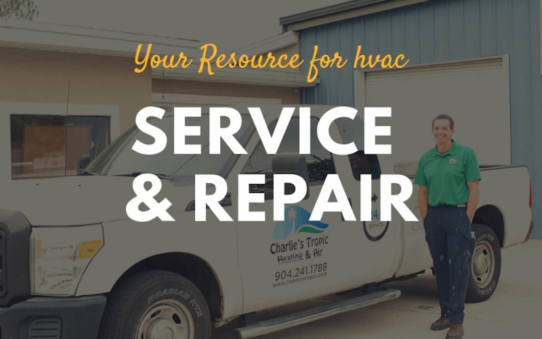 Air Conditioning Service & Repair