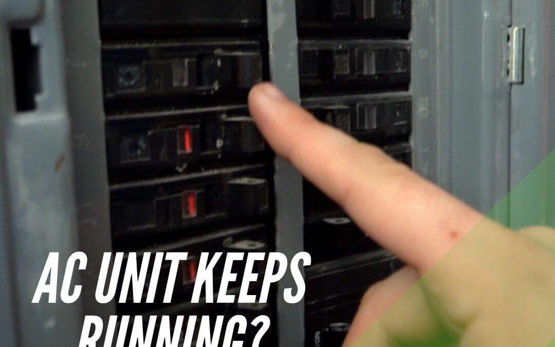 AC Keeps Running