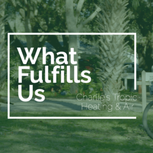 what fulfills us