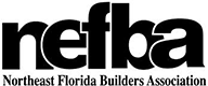 NEFBA logo representing its association with indoor air quality service Charlie's Tropic Heating & Air servicing Jacksonville, FL