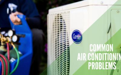Common air conditioner problems