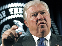 Former Governor Haley Barbour