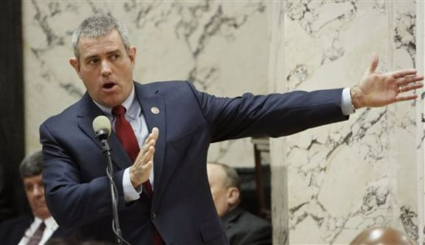 Speaker Philip Gunn, R-Clinton (AP Photo/Rogelio V. Solis)