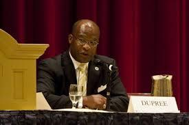 Hattiesburg Mayor Johnny DuPree