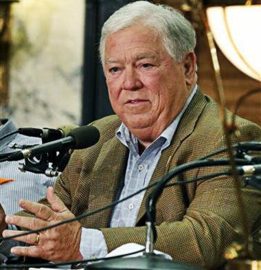 Former Mississippi Gov. Haley Barbour The Associated Press