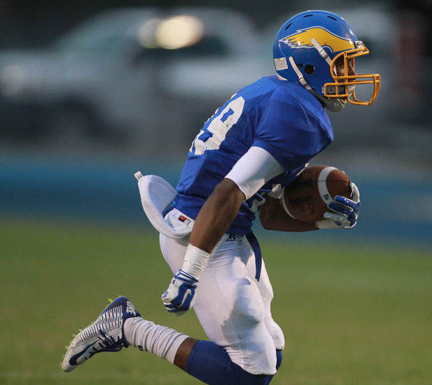 No. 1 Resurrection is 5-0 so far this season and will face Stringer on the road Friday night..(AP File/Chip English)
