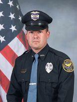 Slain Hattiesburg Police Officer Benjamin J. Deen AP File Photo