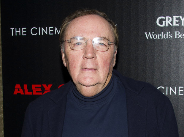 """In this Oct. 18, 2012 file photo, James Patterson attends a screening of """"Alex Cross"""" in New York. On Tuesday, Dec. 15, 2015, the best-selling author announced a $2 million gift program, with grants and bonuses ranging from $1,000 to $10,000 to libraries and independent bookstores in coordination with Scholastic Reading Club and the American Booksellers Association. (Charles Sykes/Invision/AP File)"""