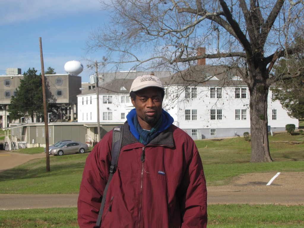 Nontraditional student Booker Rodgers of Tougaloo College believes much remains for America to reach its utopia.