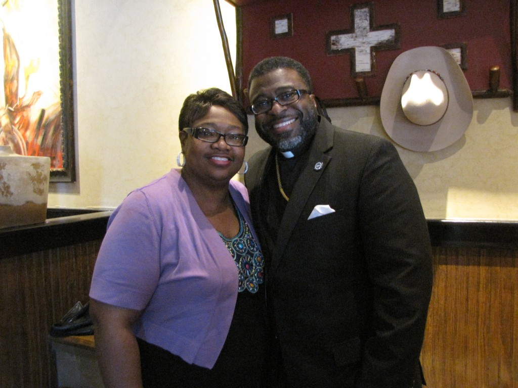 Pastor Eric Cooley and wife Ava Cooley of Vicksburg push for economic empowerment and racial equality.