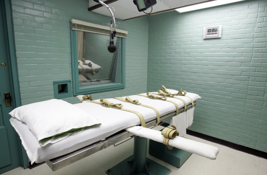 An appeals court has overturned a lower court ruling which had blocked Mississippi executions by lethal injection. File photo/Gulflive.com