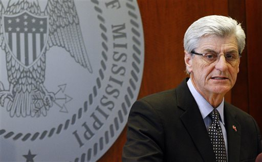 Gov. Phil Bryant AP file photo
