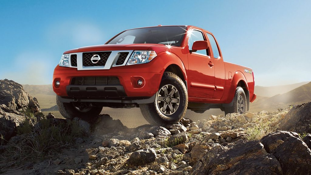 1 2017-nissan-frontier-off-roading-lava-red-large
