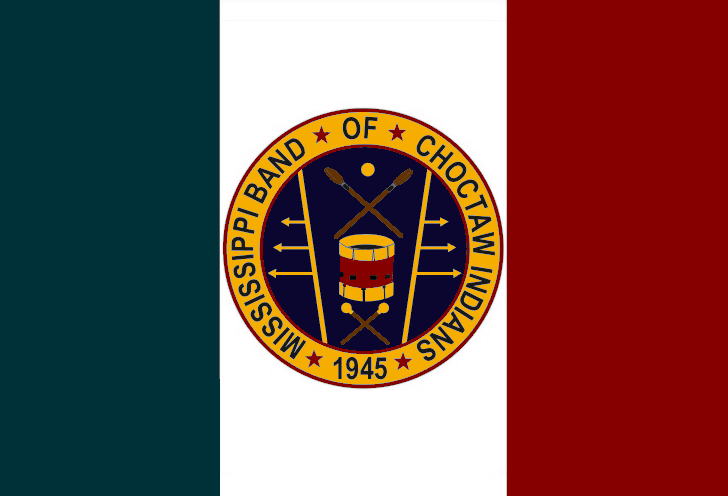 Mississippi_Choctaw_Flag