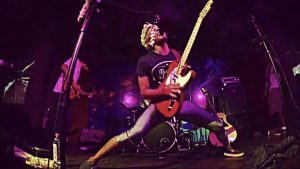 Ranjit w guitar
