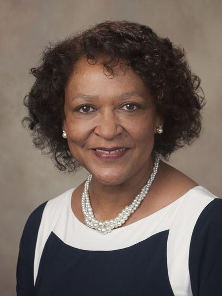 Dr. Jeanne Middleton Hairston, president, JPS Board of Trustees