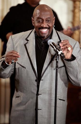 The Temptations' Otis Williams