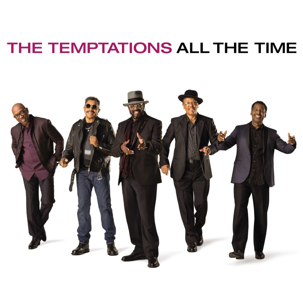 The Temptations All Time
