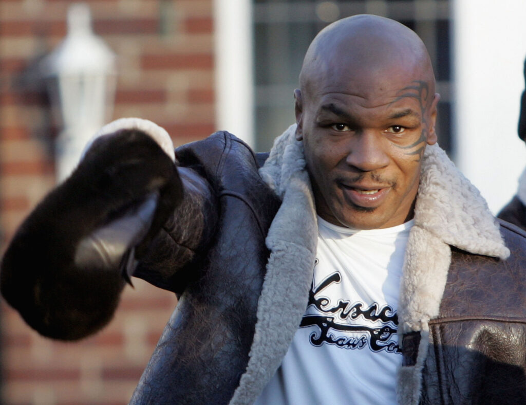 'I'm in the best shape' Mike Tyson Says Ahead of Fight with Jones
