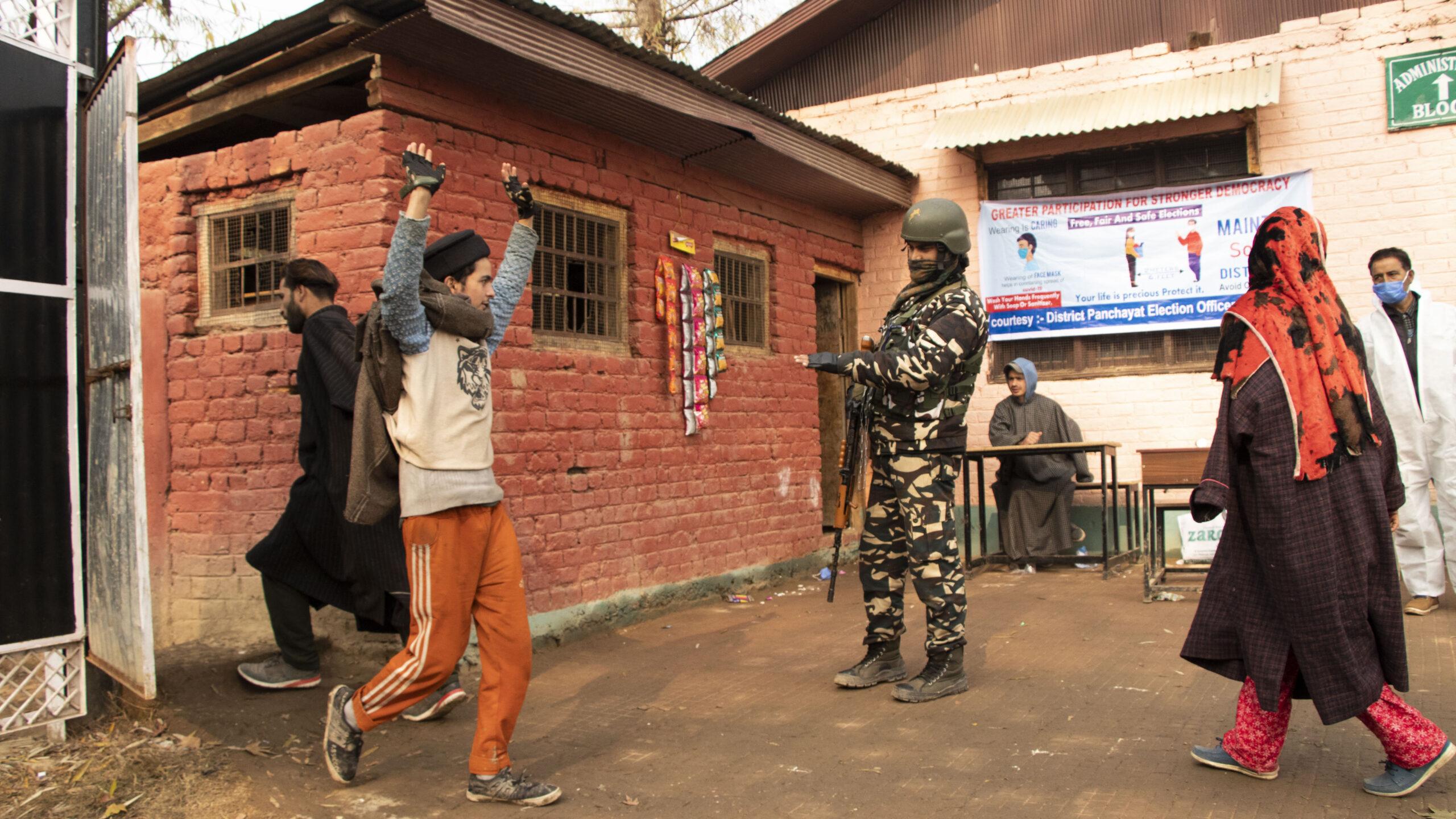 Kashmir elections
