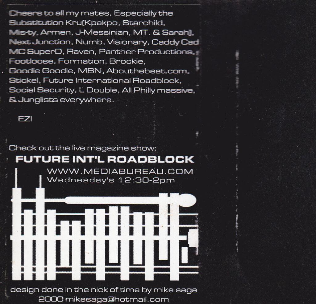 Lorne Sonic Youth Mixtape Inside