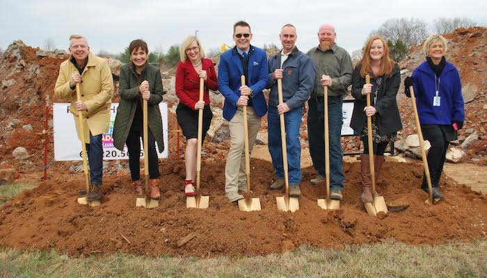 Photo of Lancaster Christian Academy Early Learning Center Groundbreaking