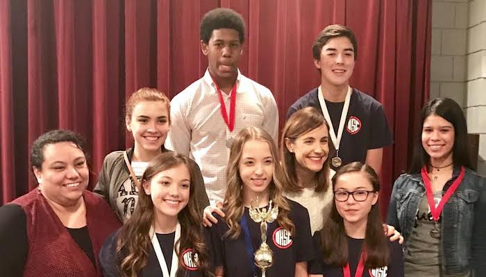 Photo of Oakland High School earns honors at Foreign Language competition