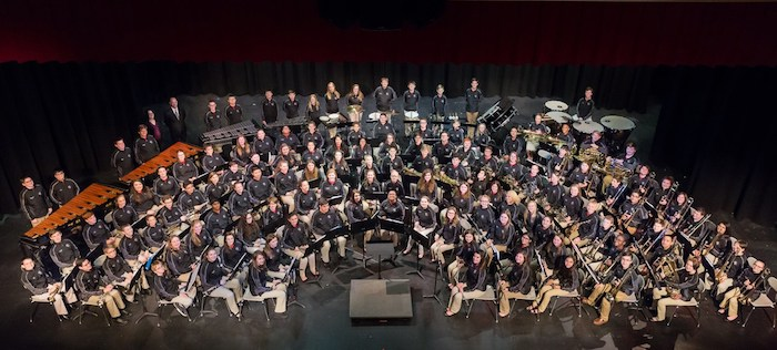 Photo of Stewarts Creek Middle's band selected among best in Tennessee