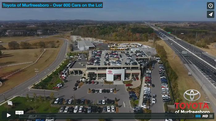 Photo of Toyota of Murfreesboro