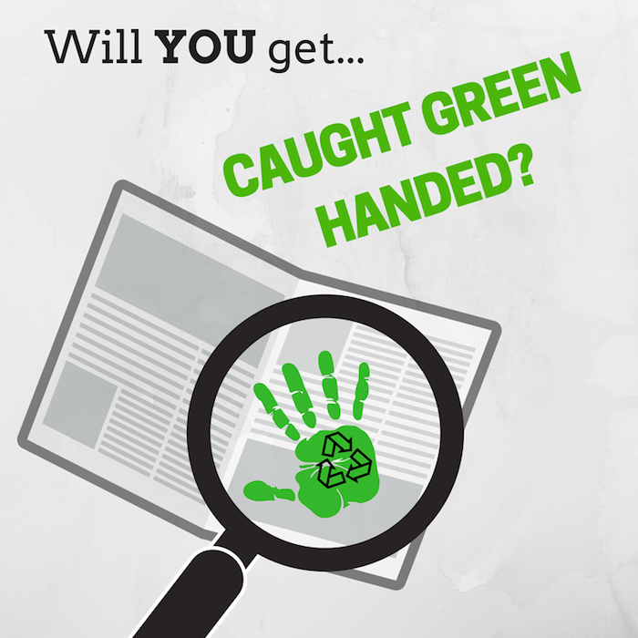Photo of Will you get Caught Green Handed?