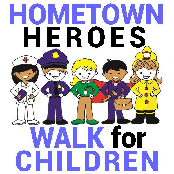 Photo of HOMETOWN HEROES WALK TO SUPPORT CHILD ABUSE VICTIMS!