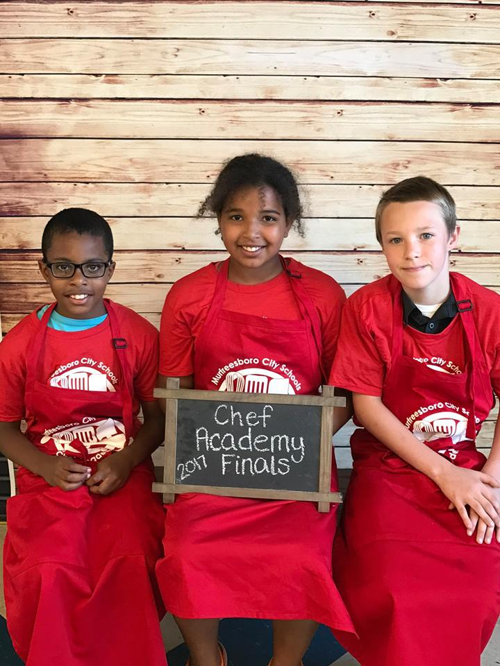 Photo of Northfield Junior Chefs Win District Wide Chef Academy Competition