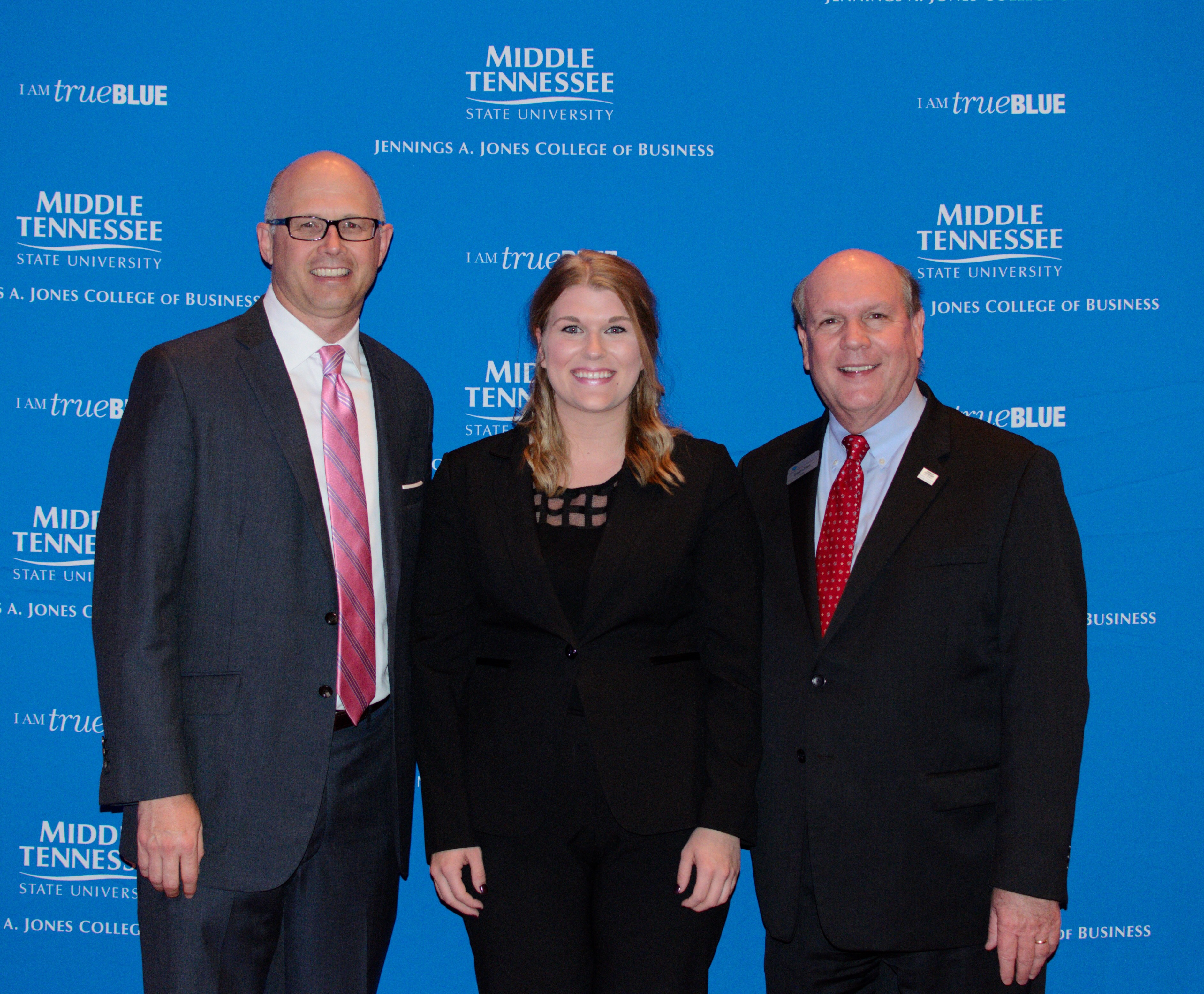 Photo of FIRST COMMUNITY MORTGAGE AND MIDDLE TENNESSEE STATE UNIVERSITY ANNOUNCE INAUGURAL ANDREW C. RAMBO MBA SCHOLARSHIP RECIPIENT