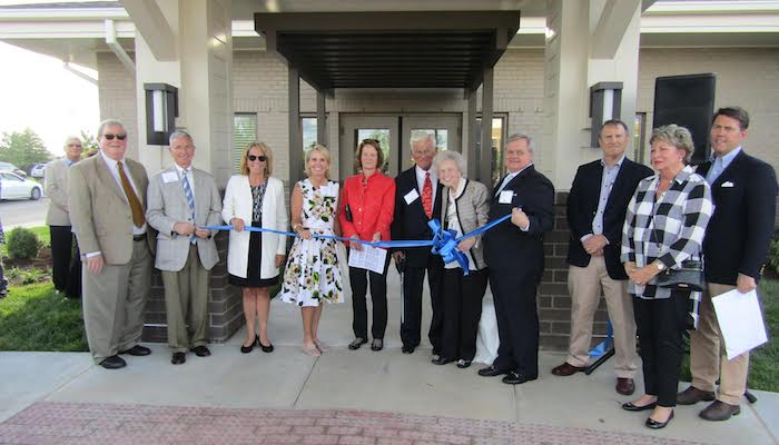 Photo of Grand Opening and Ribbon Cutting for Alive Hospice