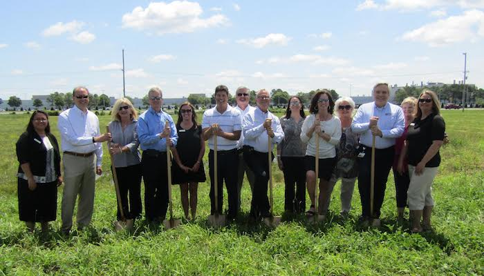 Photo of Groundbreaking for Heritage South Community Credit Union