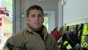 Photo of Murfreesboro firefighter remembers Gatlinburg wildfires 6 months later