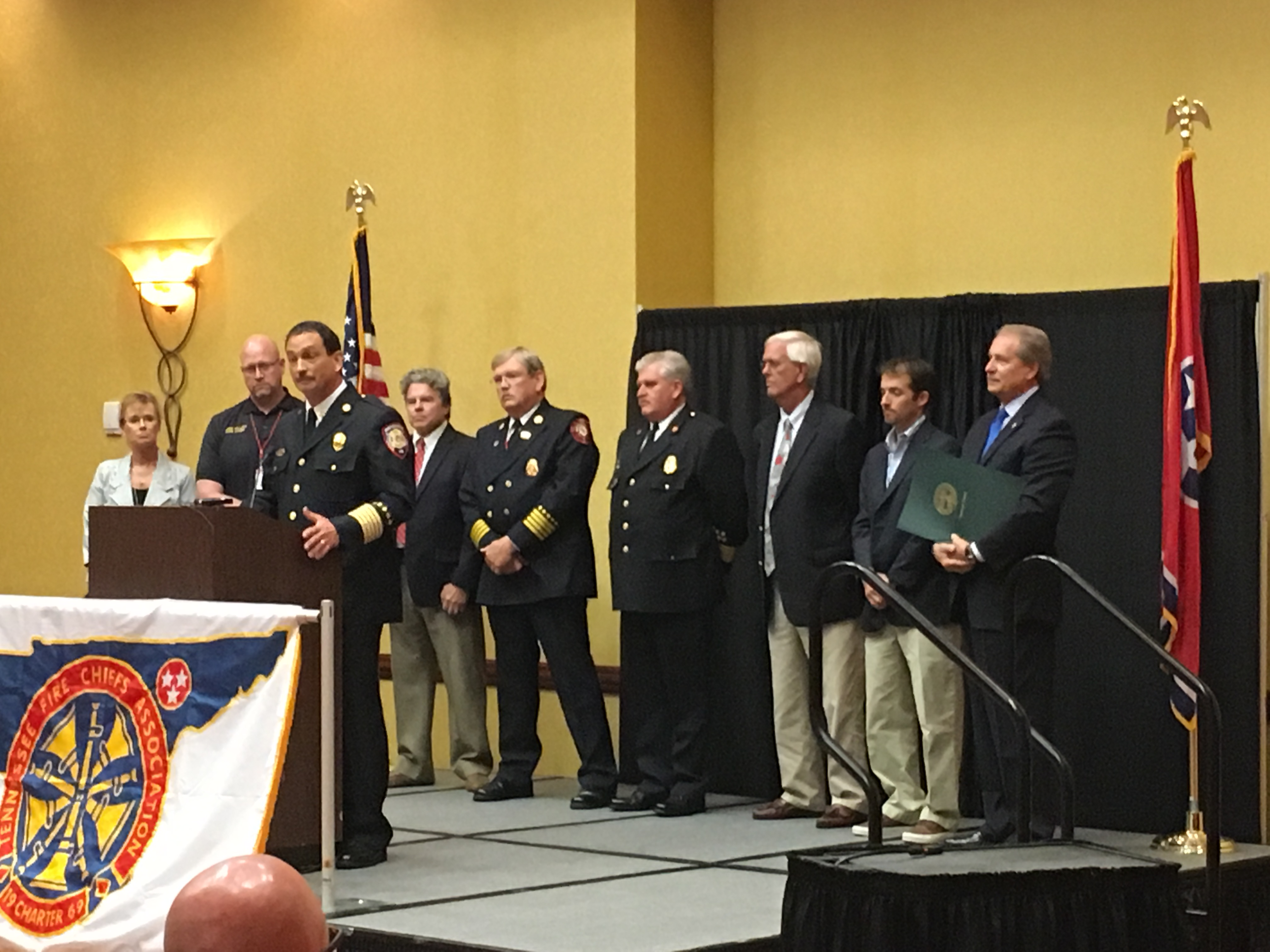 Photo of Murfreesboro Hosts 49th Annual Tennessee Fire Chiefs Association Conference